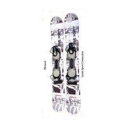 90-17-phenom silver snowblades non-release