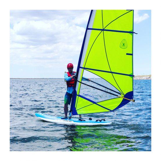 Learn to Windsurf Buffalo NY