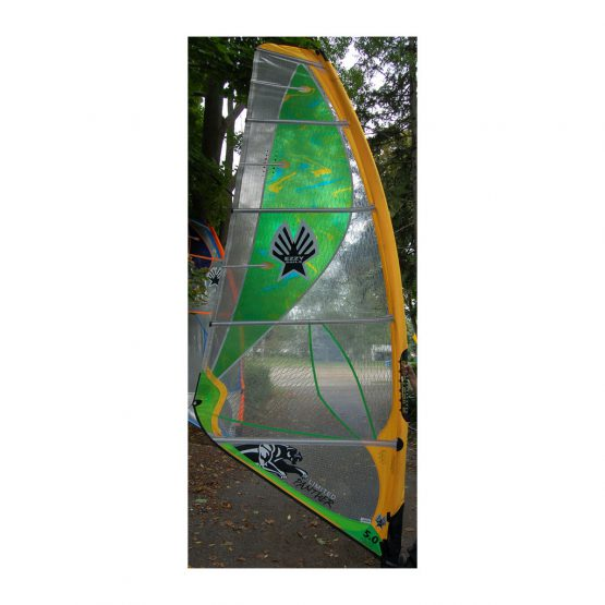 Ezzy Panther 5.0 Windsurfing Sail