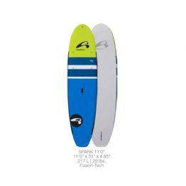 Amundson Spark SUP Epoxy Paddle Boards 11'
