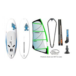 Starboard Rio Large Std Power Glide by Ezzy Windsurfing Package